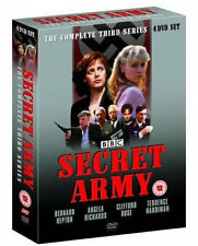 Secret Army The Complete Third Series 3 Three - New