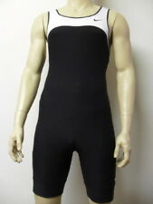 Nike sprinter suit, tri suit, Body, karting Triathlon traje, negro en talla XL