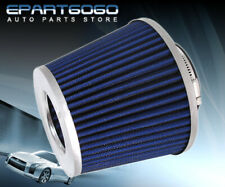 "For Nissan 2.5"" Air Filter Performance Race Upgrade Intake Cai Sri Kit Polished"