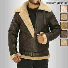 Unbranded Brown Coats, Jackets & Waistcoats Shearling Outer Shell for Women