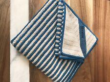 Norwex Sea Mist Bath Towel Hand Towel Body Cloth Bath Mat 4pc  Limited Edition