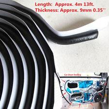 Black Butyl Rubber Glue Car Door Windscreen Windshield Sealant RESEAL Strip 4m