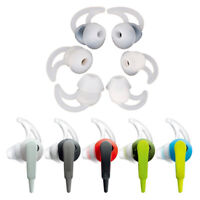 3Pairs(S+M+L) replacement ear bud tips for QC20i QC20  earphones headphoneJCA
