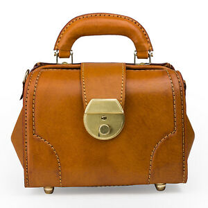 LEATHER DOCTORS BAGS 7'' (40515)