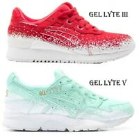 SCARPE SHOES ASICS ONITSUKA TIGER GEL LYTE III  V DONNA CHRISTMAS PACK SHUHE