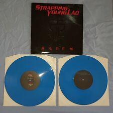 "Strapping Young Lad - Alien - Vinyl LP - Ltd Ed 422/500 - 2 x 10"""