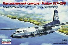 1/144 Eastern Express Fokker F27-200 BMA / EAGLE EE 144115