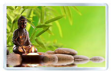 BUDDHISM BUDDHA ZEN FRIDGE MAGNET IMAN NEVERA