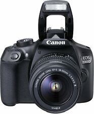 Canon EOS 1300d-EF-S 18-55mm DCIII Reflex NUOVO OVP