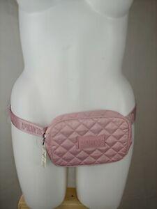 Victorias Secret PINK Belt Bag Fanny Pack NWT Pink Quilted VS NEW