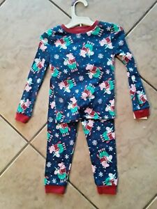 NWT Soft and Comfy Girl 2pc Peppa Pig Footless Pajamas 2T or 4T ~Ship Free Today