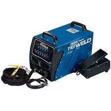 Draper Expert 160A 230V TIG HF Welder/Welding Work Machine - 51499