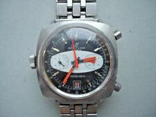 Vintage BREITLING Chrono-matic 2111 Edelstahl Chronograph - Cal. 112 - um 1970
