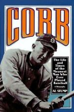 Cobb : A Biography by Al Stump (1994, Hardcover, Teacher's Edition of Textbook)