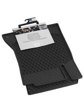 Right - hand drive Mercedes Benz Rubber All weather Floor mats front A Class