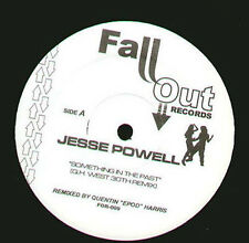 JESSE POWELL - Something In The Past (Quentin Harris Rmxs) - Fall out