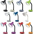 Table Lamps Flexi Desk Lamp Reading Study Office Bedroom Bed Side Night Light