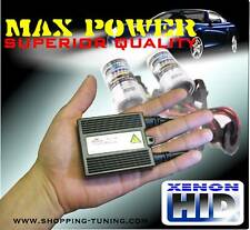KIT DE CONVERSION XENON HID 35W AC ANTI ERREUR2006 SLIM AMPOULEH11 8000K