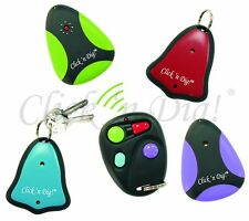 Click 'n dig! Modell e4 Key Finder. 4 Empfänger. Wireless RF Artikel Locator. NIB.