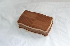 Wood chest. sapele