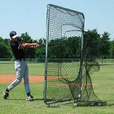 Baseball/Softball Collegiate Sock Net and Frame - 7' x 7'