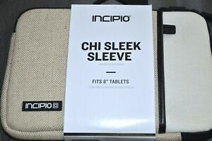 "INCIPIO Chi Sleek 11"" Sleeve Case Pouch for Surface, iPad, Kindle, etc. Tablets"