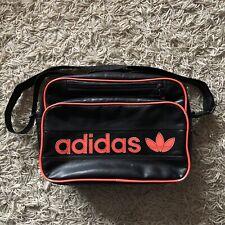 Sac Adidas Originals Airliner Bag Bandoulière Sport Gym PC Macbook Noir V87355