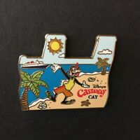 DCL - Puzzle Series - Castaway Cay / Goofy GWP LE Disney Pin 67690
