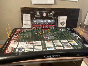 NFL Tabletop Vibrating Football Electronic Football Game Excalibur