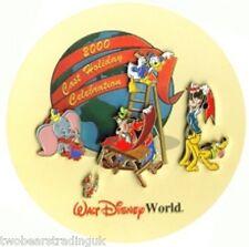 Disney Pin Box Set: WDW - 2000 Cast Holiday Celebration