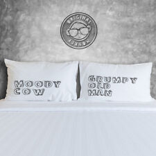 Funny Pillow Cases for Him & For Her, Funny Couples Gift, Anniversary Gift