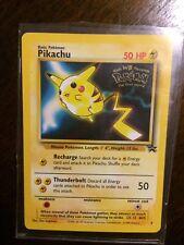 Pikachu Promo Card- Kids WB presents Pokémon the 1st movie