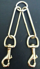 terrier couple with trigger hooks