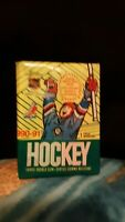 1990/91 O-PEE-CHEE Hockey Wax Pack -Wayne Gretzky card? NHL