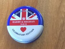 VASELINE LIP THERAPY HARRY & MEGHAN ROYAL WEDDING CELEBRATORY EDITION 20g TIN