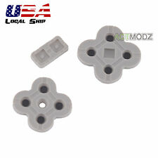 1set Replacement Rubber Conductive Adhesive Button Pad for Nintendo DS Lite NDSL