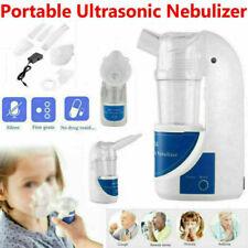 Inhalator Vernebler Nano Inhalationsgerät Set für Erwachsene Kinder DE