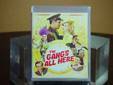 The Gang's All Here - TWILIGHT TIME - Limited Edition - BRAND NEW Sealed Bluray