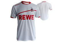 Uhlsport 1.FC Köln Home Fußballtrikot weiß 1.FCK Heim Fussball Shirt Gr.S - XXL