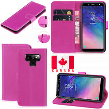 For Samsung Galaxy Note 9 New Stylish PU Leather Wallet Flip Stand Case Cover