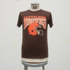 Vintage 90s Cleveland Browns Shirt Size L M Tee Garan
