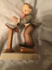 Goebel Hummel Figurine Tmk2 Band Leader