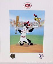 Looney Tunes McKimson REDS Warner Keep Your Eye On The Tweety BASEBALL Litho