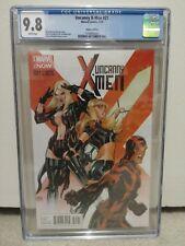 Uncanny X-Men # 19 1:25 Dodson Variant RARE HTF CGC 9.8 NM/MT Marvel