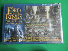 LORD OF THE RINGS - RETURN OF THE KING - WARHAMMER BATTLE GAMES BOX SET - SEALED