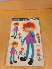 Vintage Troll Decals Meyercord Sealed in Package 624-A 7 Decals *