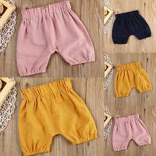 Toddler Baby Boy Infant Kid Cartoon Cotton Bottom Pants Trouser Shorts Sweatpant
