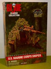 Hasbro Gi Joe Classic Collection Us Marine francotirador