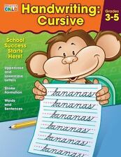 80p Kids Colorful Educational Activity Workbook For Handwriting Cursive Practice