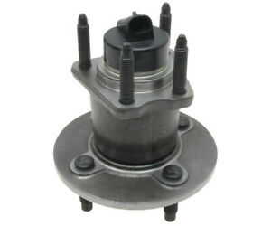 Wheel Bearing and Hub Assembly-R-Line Rear Raybestos 712247